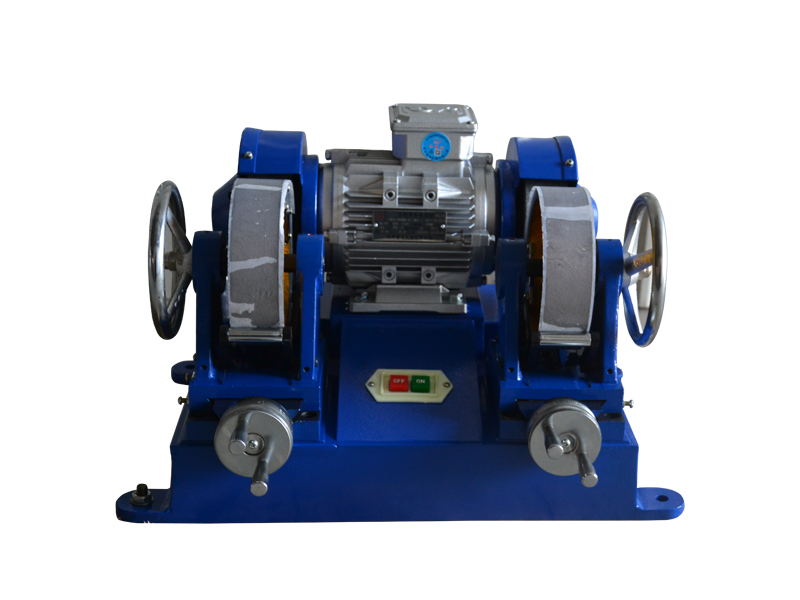 ZY-003 Rubber Double-head Grinding Machine