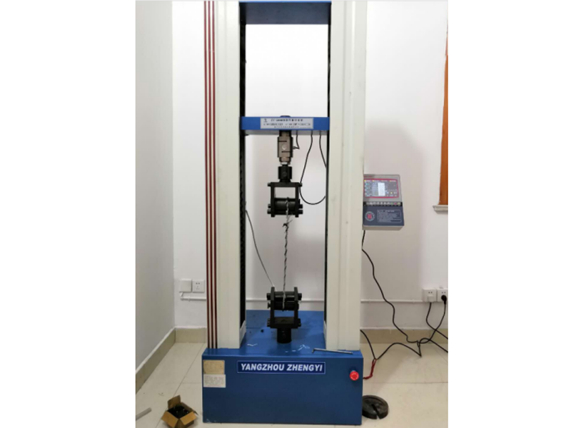ZY-50kN safety rope belt tension machine