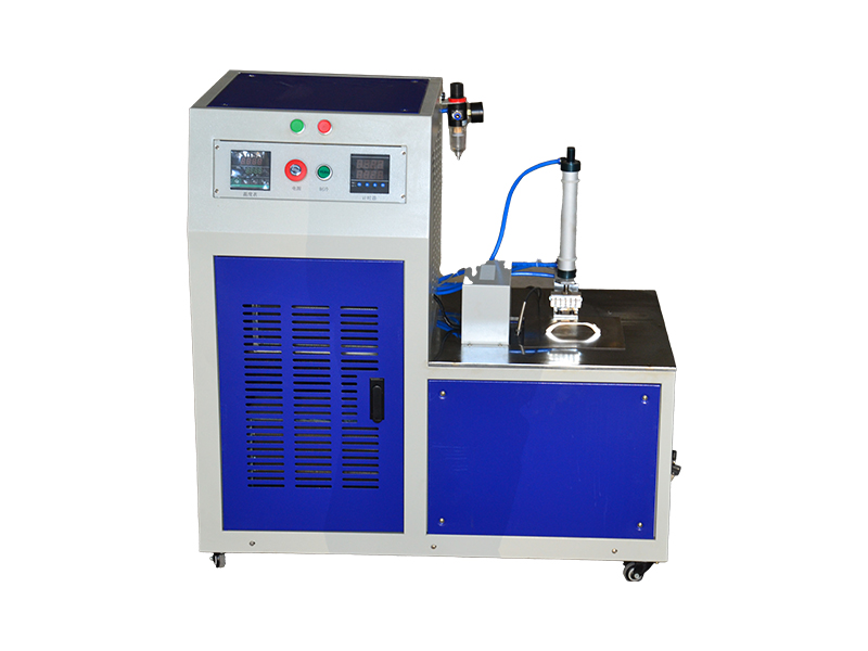ZY-1006 Rubber Low Temperature Brittleness Testing Machine (Single Sample)